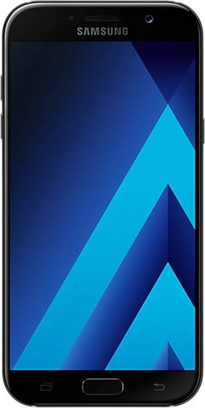 Samsung Galaxy A7-2017 (Black Sky, 32 GB)