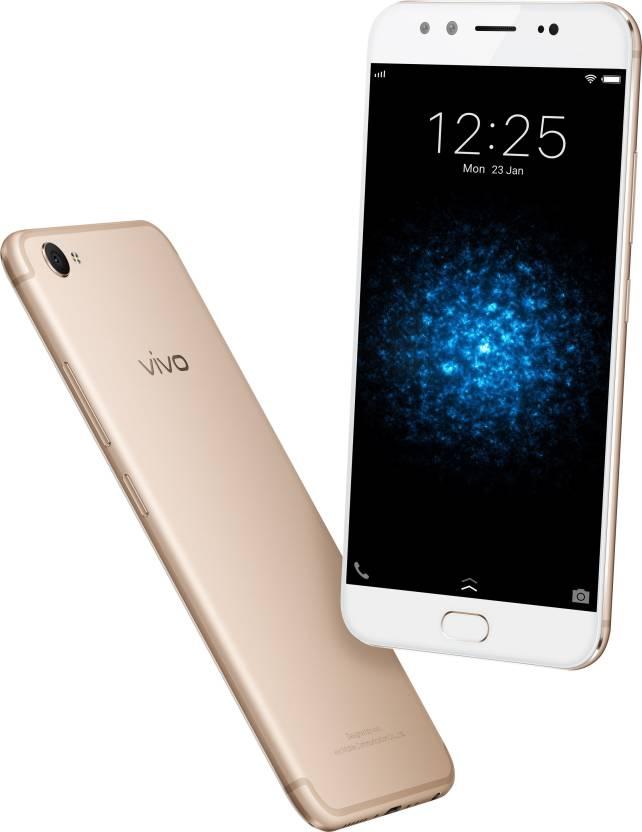 VIVO V5 Plus (Gold, 64 GB)