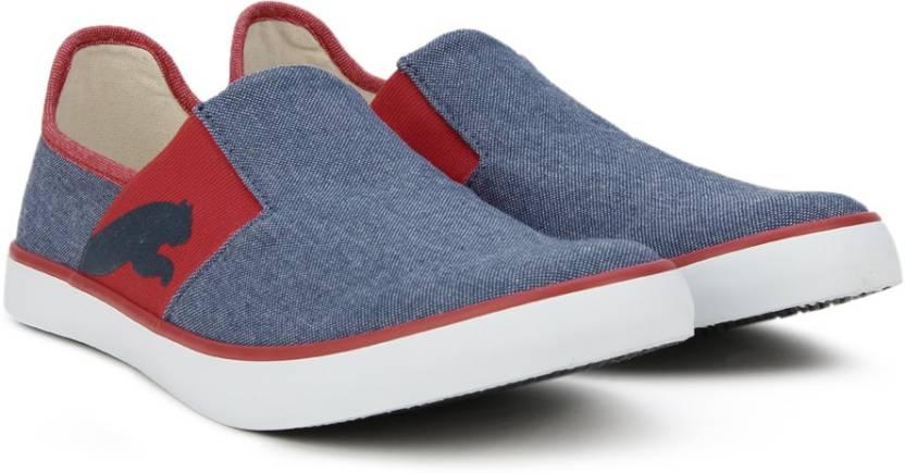 310847267cd8b1 Puma Lazy Slip On II DP Sneakers For Men - Buy TRUE BLUE-High Risk ...