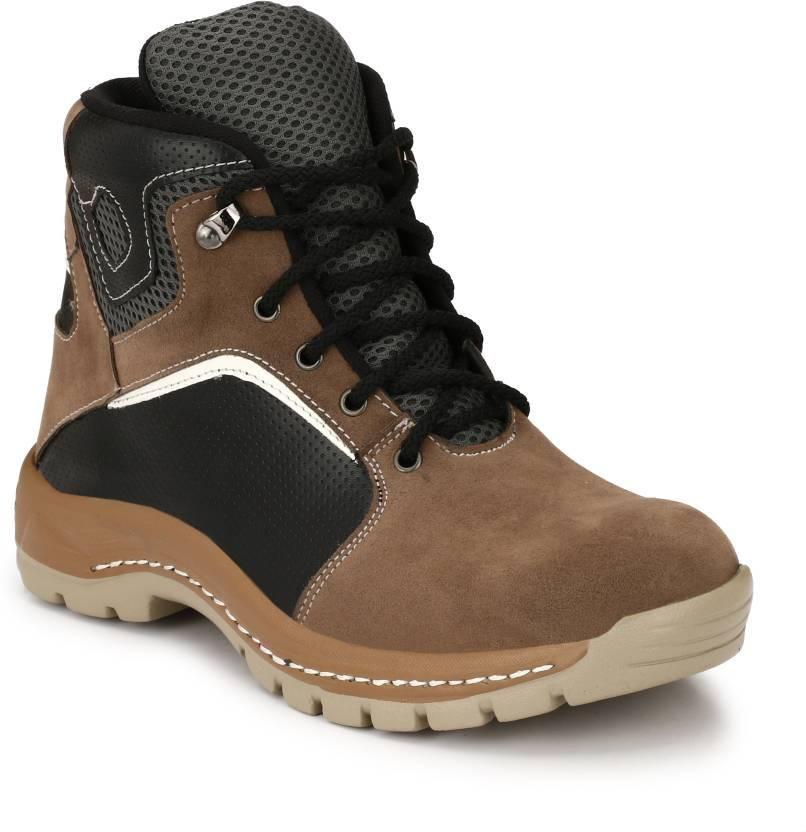 16eec14980d8 Kavacha Steel Toe safety shoe