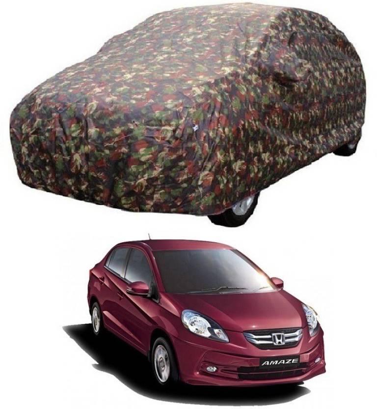 Motrox Car Cover For Maruti Suzuki Alto K10 With Mirror Pockets