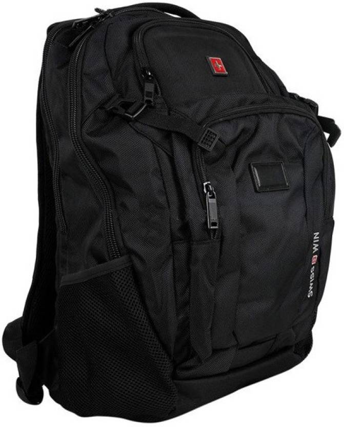 04ca4395bc Walmart Swiss Backpack Waterproof Backpack (Black