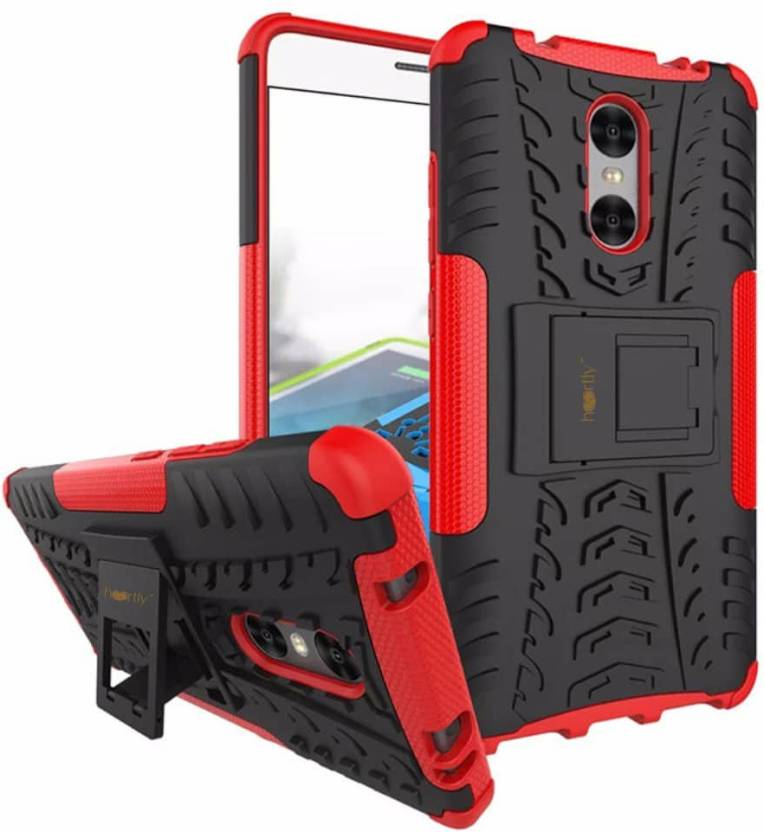 outlet store 689ad 18d09 Heartly Back Cover for Mi Redmi Note 4