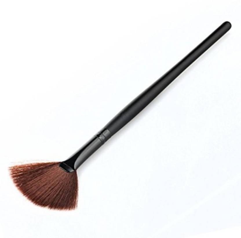 ed78db19d0e4 Neartime Makeup Brush, Make Up Fan Goat Hair Blush Face Cosmetic ...
