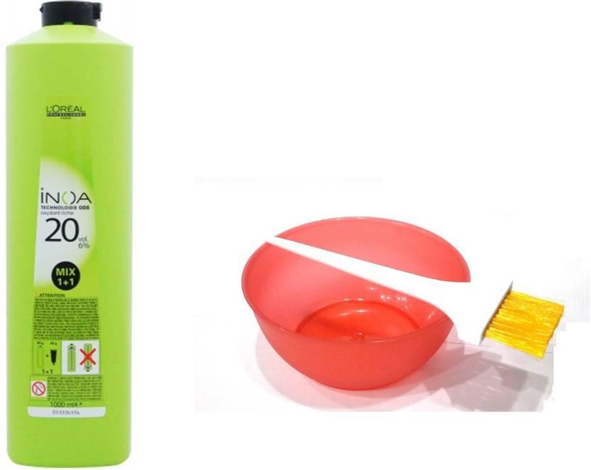 Loreal Paris Inoa Technologie Ods Developer 6 20 Vol Hair Color