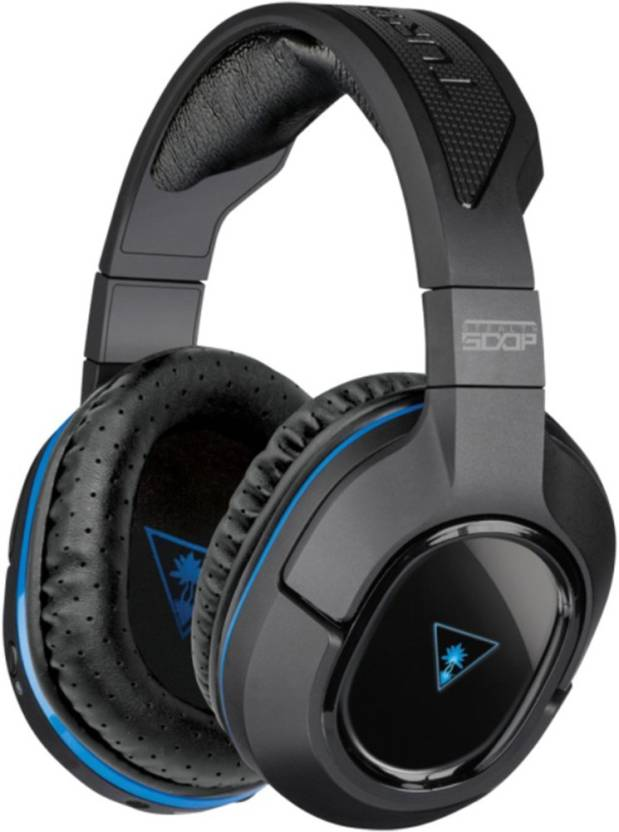 a24ca78267a Turtle Beach Stealth 500P Bluetooth Headset with Mic (Black, Over the Ear)