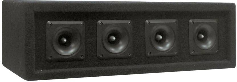 Buy Pyle PAHT4 4 Way DJ Tweeter System 150 W Car Speaker Online from
