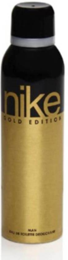 Nike Gold Edition Deodorant Spray - For Men - Price in India 43026d1aab5c