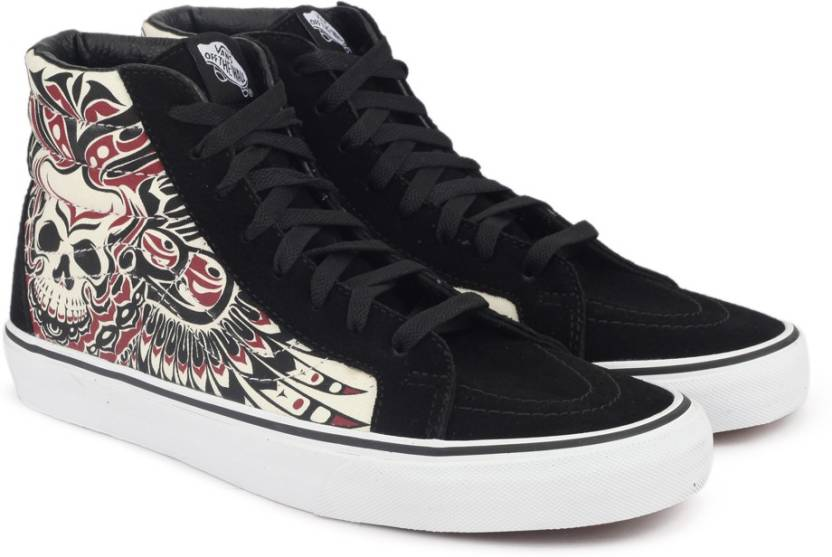 Vans SK8-Hi Reissue High Ankle Sneakers For Men - Buy (Stormy Bird ... b39e75c44ea1