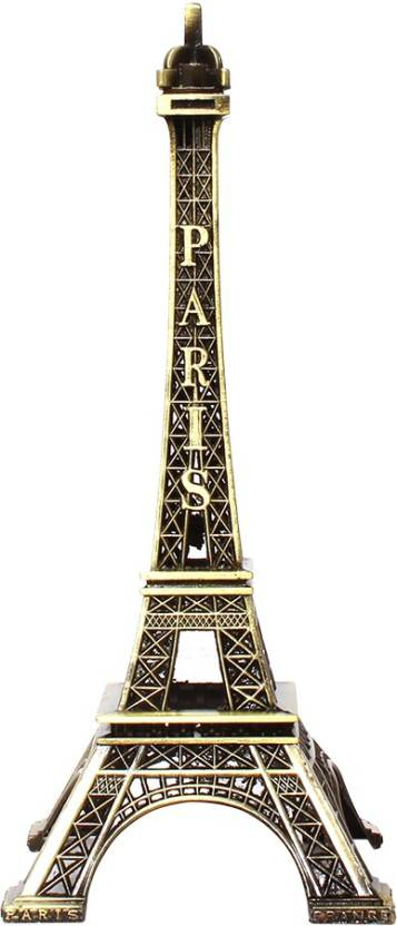 Art N Hub Antique Monuments Eiffel Tower Handicraft Decorative Home Temple Décor Figurine