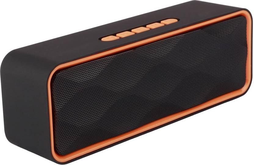 Buy Yuvan I-next IN - 518 FM Portable Bluetooth Speaker Online from