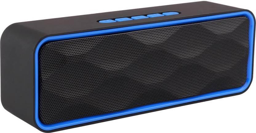 Yuvan I-next IN - 518 FM Portable Bluetooth Speaker