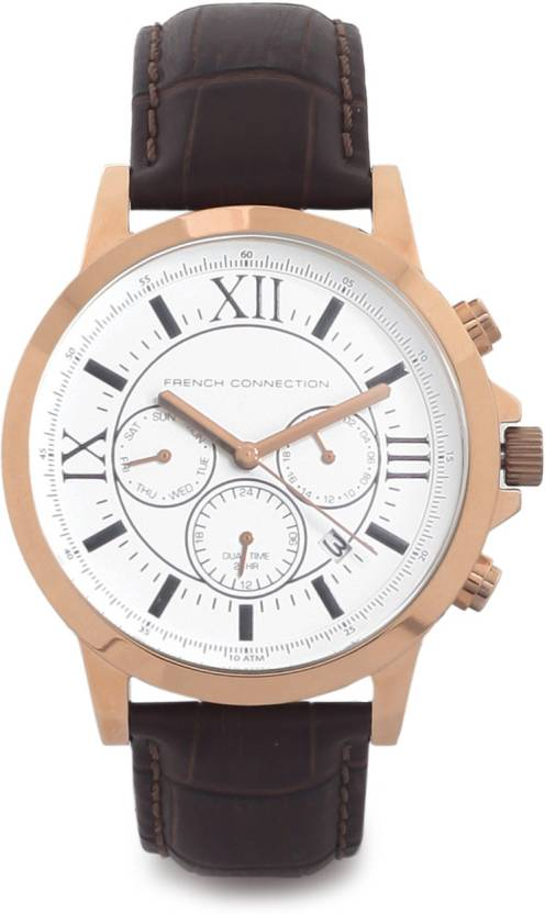 7d6a7af0c78e French Connection FC1235TGJ Watch - For Men - Buy French Connection  FC1235TGJ Watch - For Men FC1235TGJ Online at Best Prices in India
