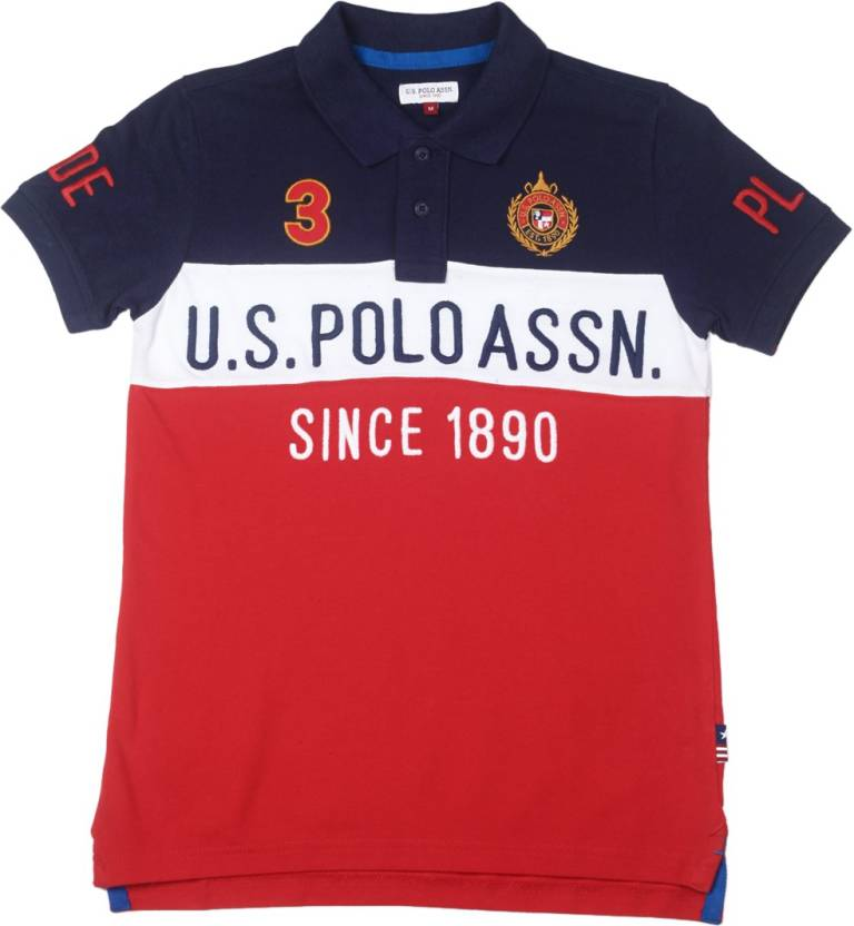 US Polo Kids Boys Embroidered 41f6f161cb