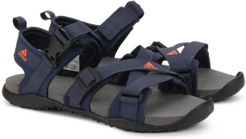 7165032fe81 ADIDAS Men MYSBLU ENEORA VISGRE CBLA Sports Sandals - Buy MYSBLU ...