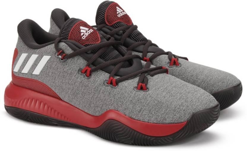 adidas fuoco scarpe da basket per gli uomini comprano corhtr / ftwwht