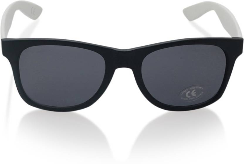 e2fbc3941f Buy Vans Wayfarer Sunglasses Black For Men Online   Best Prices in ...