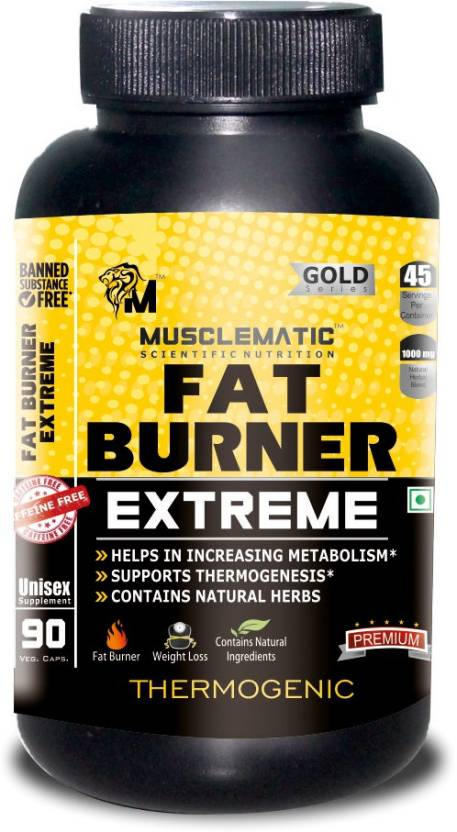 529d8f25c Musclematic Fat Burner Extreme Price in India - Buy Musclematic Fat ...