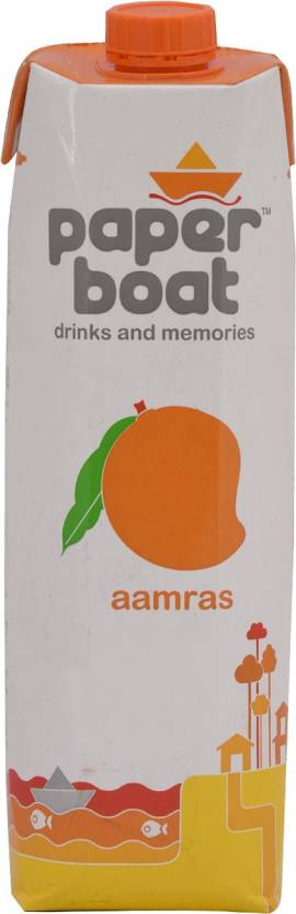 Paper Boat Juice - Aamras  (1 L)