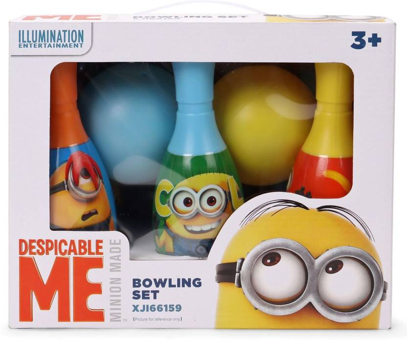 ea7307941d287 Despicable Me Minion Bowling Set - Minion Bowling Set . Buy Minions ...