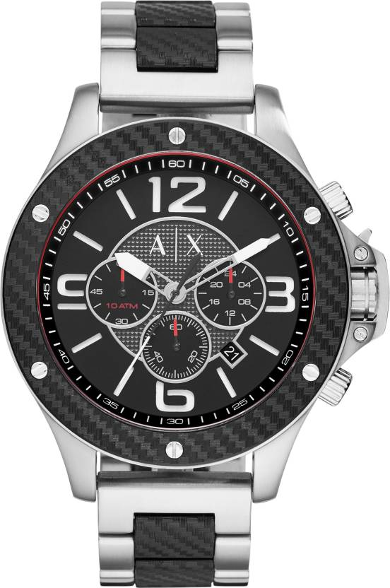 18719cdfe00 Armani Exchange AX1521 WELLWORN Watch - For Men - Buy Armani Exchange  AX1521 WELLWORN Watch - For Men AX1521 Online at Best Prices in India