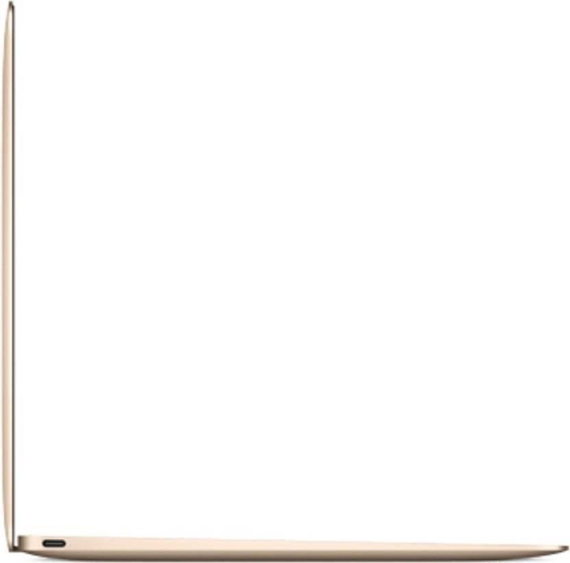 Apple MacBook Core m3 7th Gen - (8 GB/256 GB SSD/Mac OS Sierra) MNYK2HN/A(12 inch, Gold, 0.92 kg)