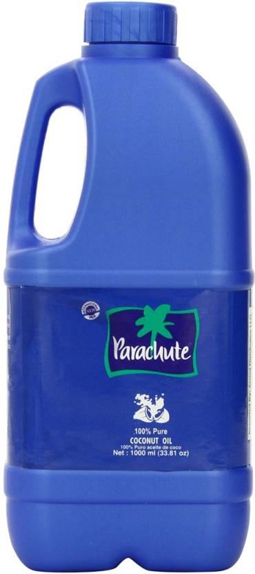 Parachute Pure Coconut Hair Oil  (1 L)
