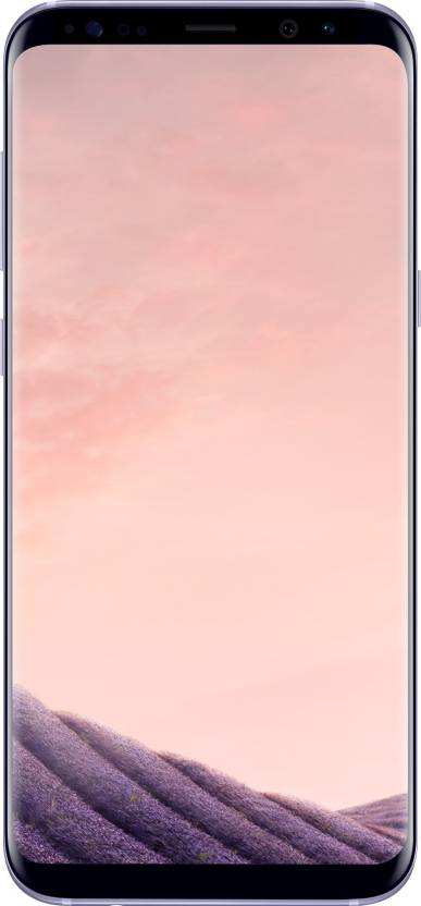 Samsung Galaxy S8 Plus (Orchid Grey, 64 GB)  (4 GB RAM)