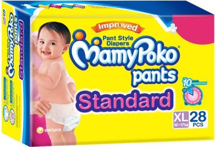 MamyPoko Pants Standard - XL