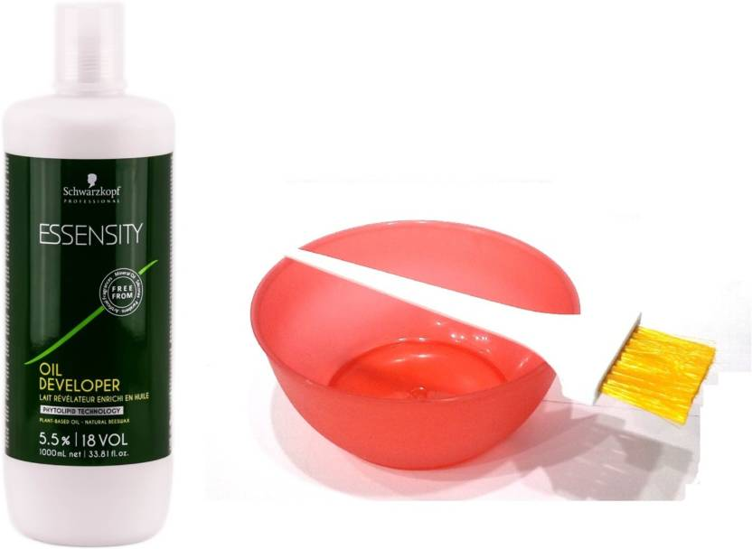 fbc533faba Schwarzkopf Essensity Oil Developer 5.5% /18 Vol. Hair Color - Price ...