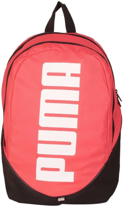 3ceeae9d64e Puma Pioneer 22 L Backpack High Risk Red - Price in India | Flipkart.com