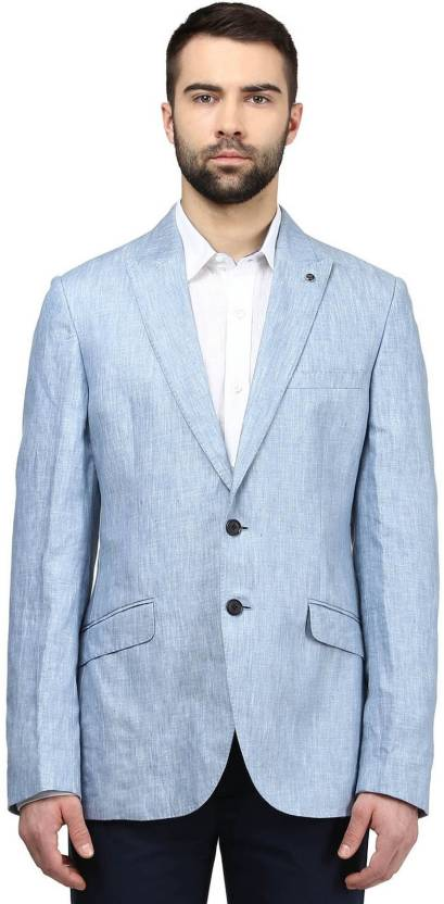 2b1de592d Raymond Solid Single Breasted Formal Men Blazer - Buy Raymond Solid ...