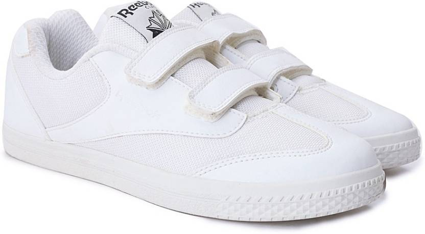 REEBOK CLASS BUDDY School Shoes For Men - Buy WHITE WHITE Color ... 94a8c5d9a