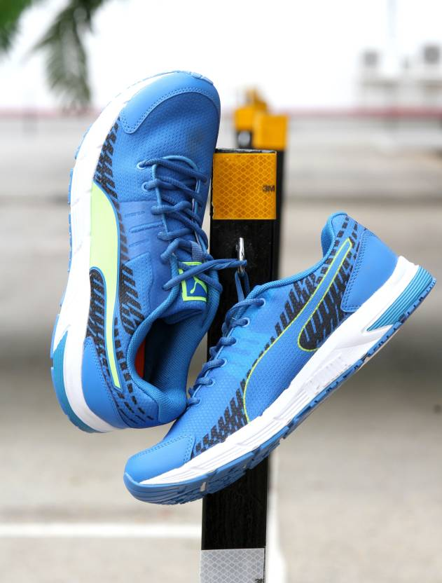 31cb69da77f4 Puma Ultron IDP Running Shoes For Men - Buy French Blue-Safety ...
