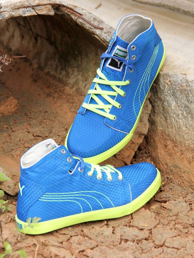 49c04e73d249 Puma Drongos DP Sneakers For Men - Buy Puma Royal-Safety Yellow ...