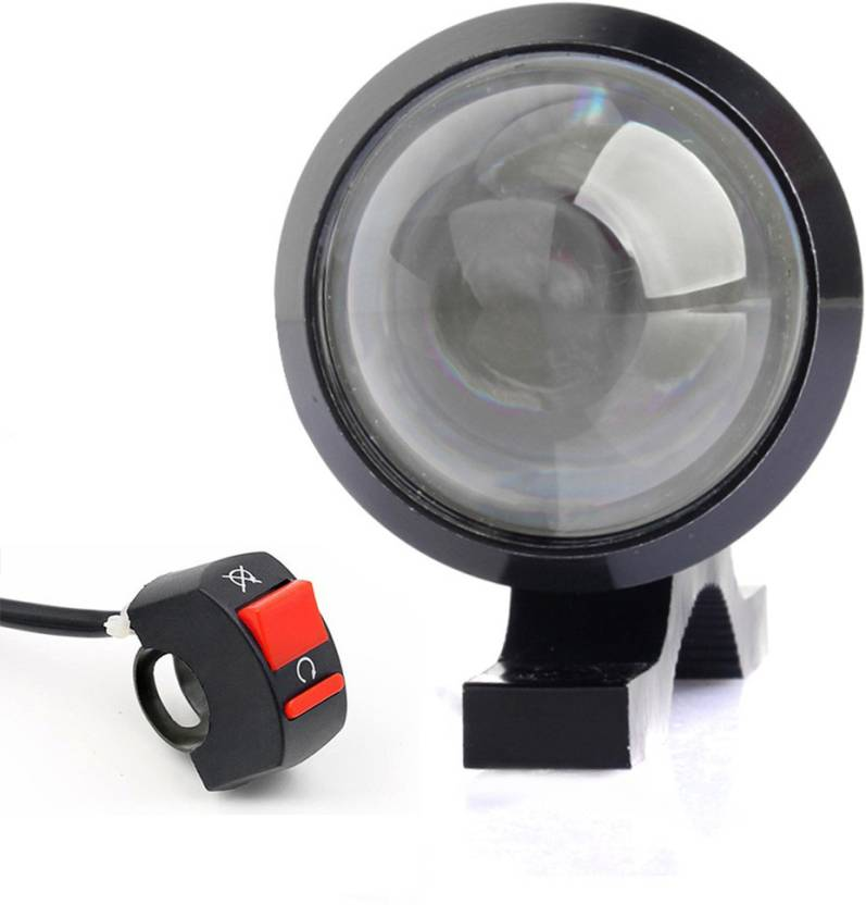 Auxiliary Fog Ecombiz U1 Light Waterproof 12~80v White Led Laser mn0N8OPvyw