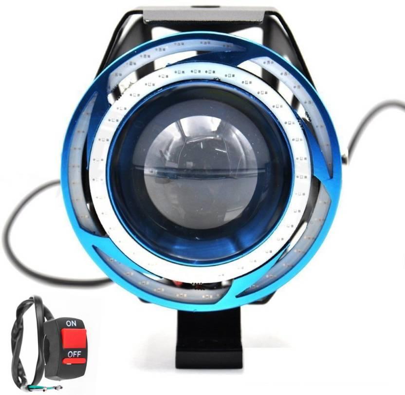E Biz U11 Cree LED 15W Bike Fog Spot Light Lamp Double Ring