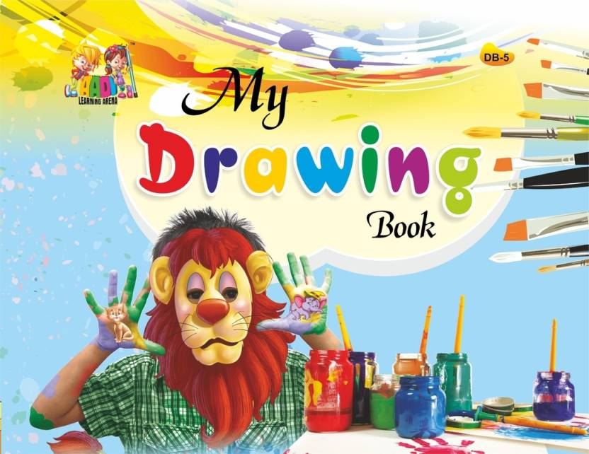 kids drawing book buy kids drawing book by aadi learning arena at