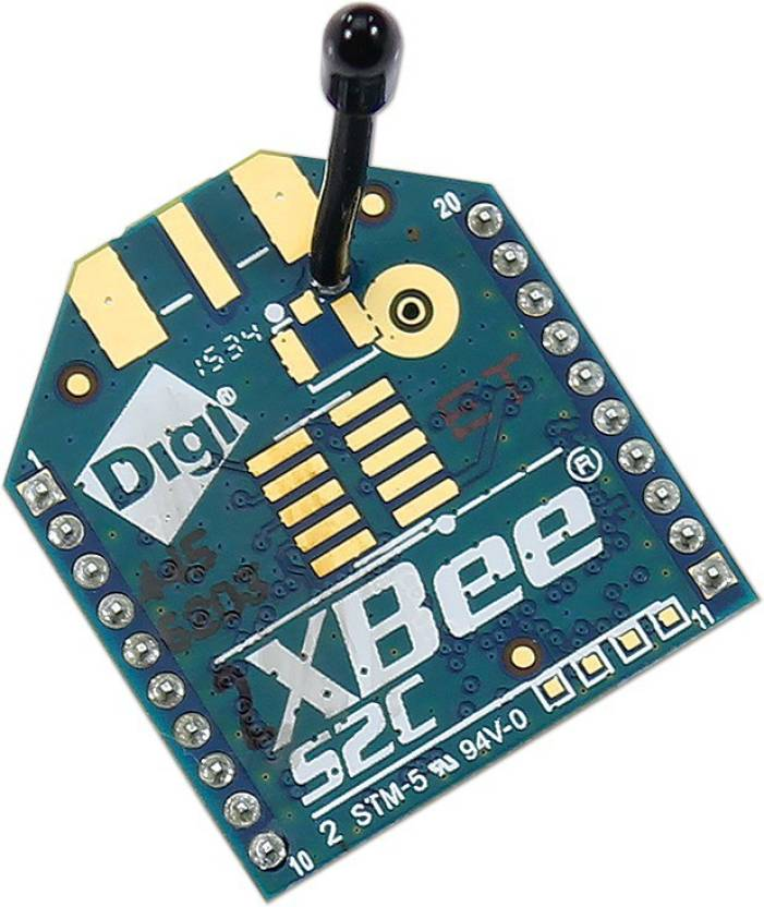Robodo Digi XBee Module S2C 802.15.4 2mW with Wire Antenna ...