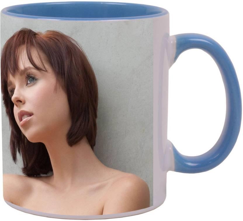Arkist Hayden Winters Blue Ceramic Mug