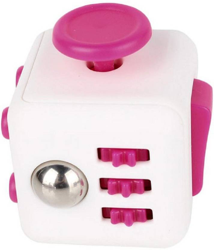 SHOPCRAZE Good Quality Stress Relief Fidget Cube, Relieve Stress, Anxiety, Pressure Boredom for Children and Adults (Multicolor)