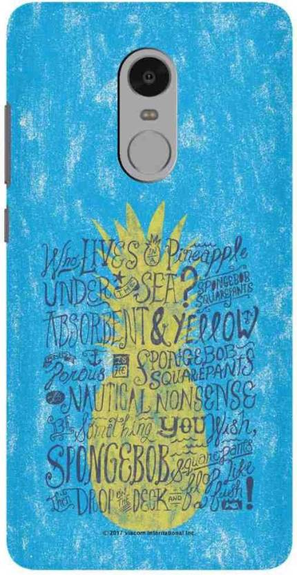 Flipkart SmartBuy Back Cover for Mi Redmi Note 4 Multicolor