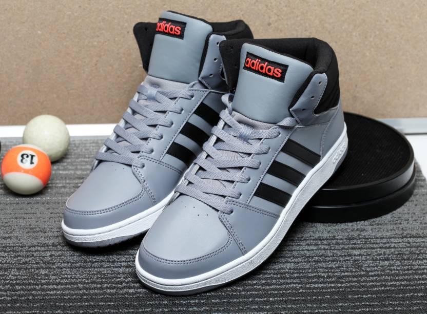 Adidas Neo VS HOOPS MID Sneakers For Men