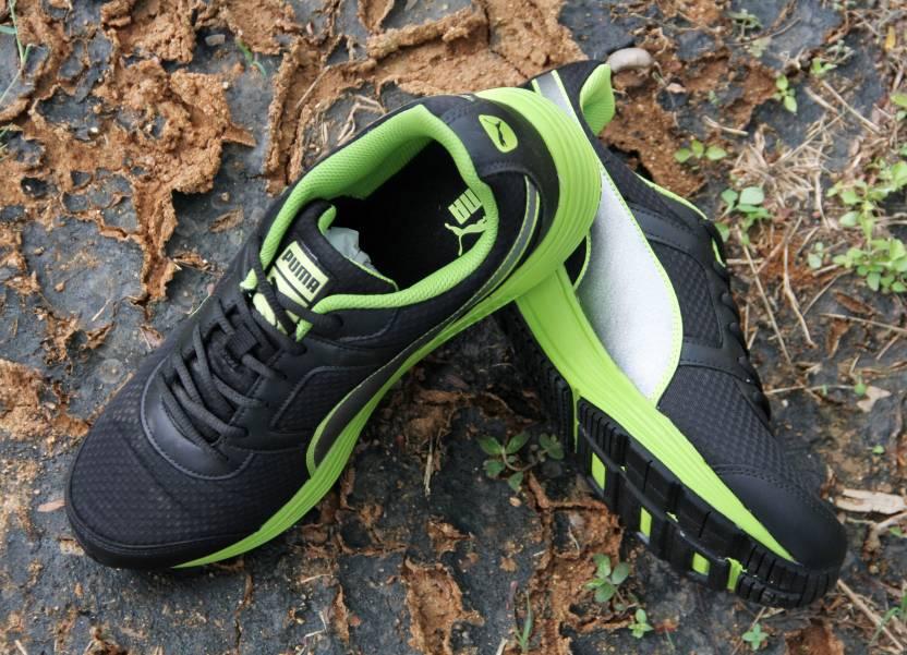 Puma Harbour Fashion DP Men Running Shoes For Men - Buy black-puma ... da0d41cb6