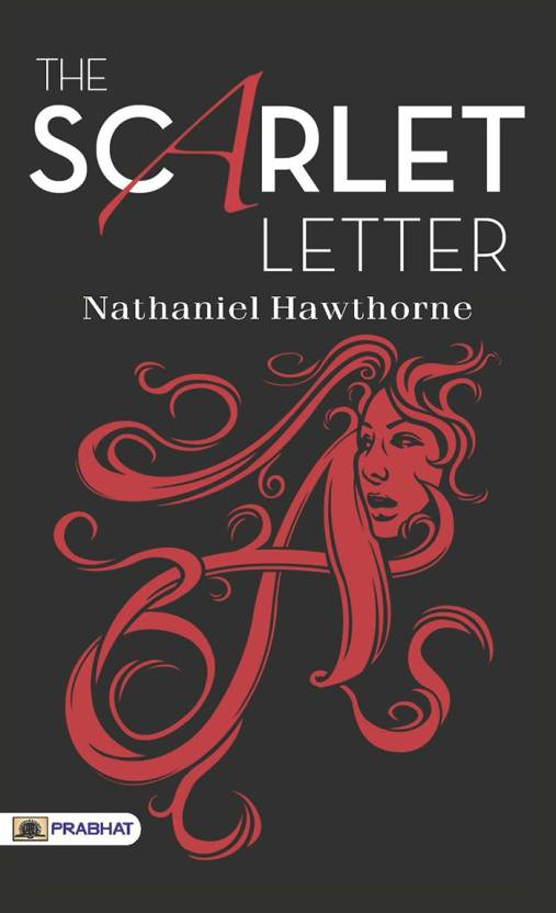 The Scarlet Letter English Paperback Nathaniel Hawthorne
