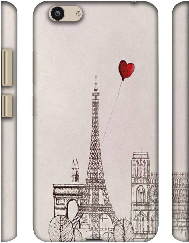 Casotec Back Cover for Vivo Y53 - Casotec : Flipkart com