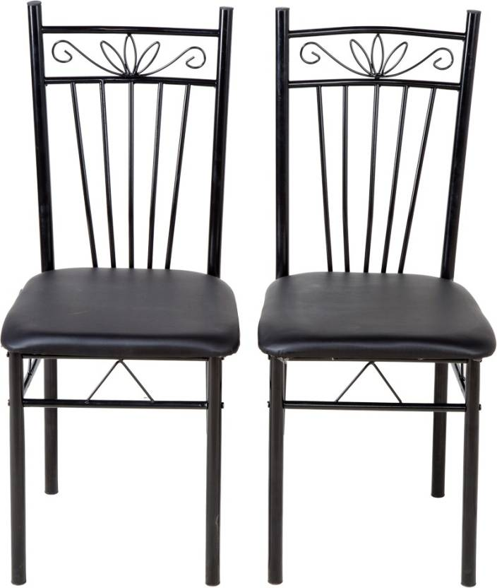 Woodness Metal Dining Chair