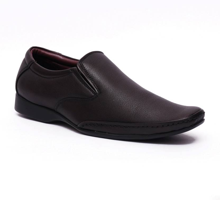 cbcb9dfb19 Fortune Fortune by Liberty Men s Formal Shoe (FL-511-BROWN) Slip On For Men  (Brown)