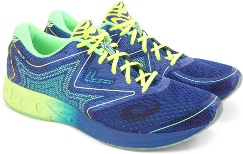 0953c1d35c0a Asics NOOSA FF Running Shoes For Men - Buy IMPERIAL SAFETY YELLOW ...