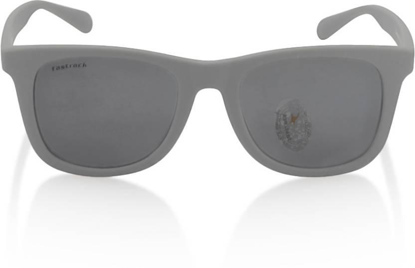 Fastrack P292BK1 Wayfarer Sunglasses